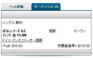 2016年ドルトムント優勝にベット.jpg