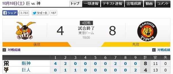 CS2014巨人対阪神第4戦結果.jpg