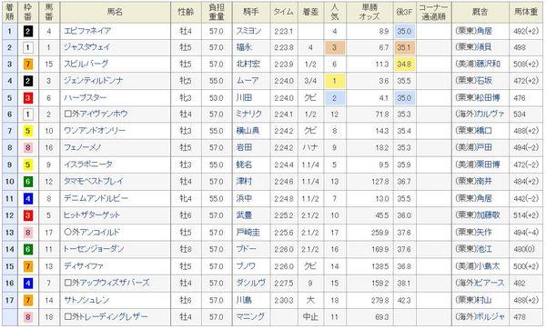 ジャパンカップ2014着順、結果.jpg